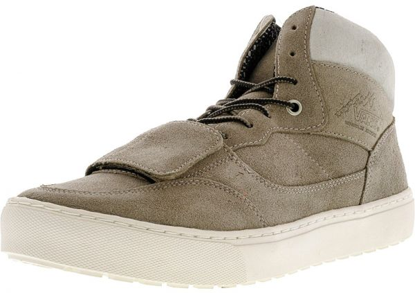 4c4cc94078 Vans Mountain Edition Waxed Skateboarding Shoes for Men - Beige ...