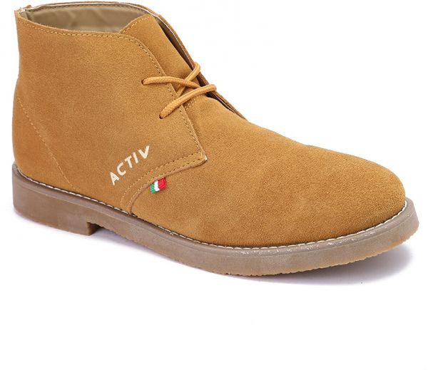 sports shoes f3c9f 780c6 ACTIV Camel Lace Up Boot For Men Price in Egypt | Souq ...