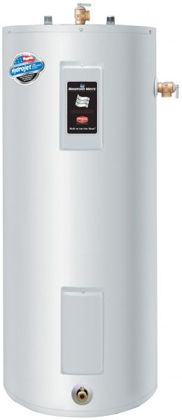 Bradford Water Heater >> Bradford White Water Heater 50 Gallons M I 50s6ds Made In Usa