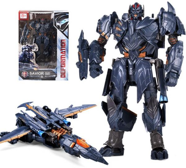"5 Movie The Last Knight V Megatron 8/"" Action Figure Plane Gifts US Transformers"