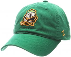 new style ecb28 5ac5f Zephyr NCAA Oregon Ducks Men s Scholarship Relaxed Hat, Adjustable Size,  Team Color