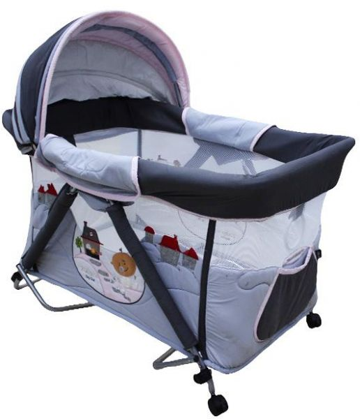 Baby S Day Out Portable Crib Babies Essentials Kanbkam Com