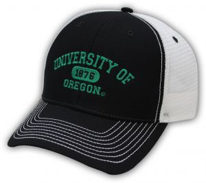 cac4a8f9722 Ouray Sportswear NCAA Oregon Ducks Adjustable Sideline Cap