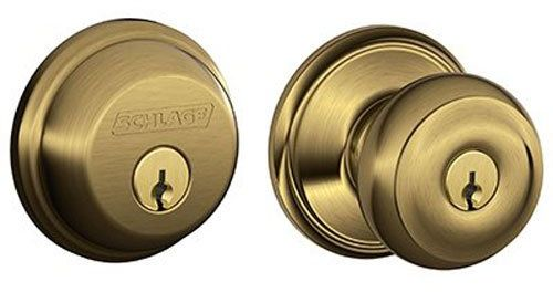 how to change schlage lock combination