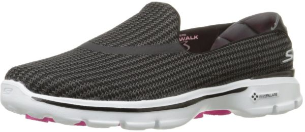 huge discount 3d032 5d7f3 Skechers Performance Women s Go Walk 3 Slip-On Walking .