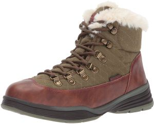 9e0fbdb25696 JSport by Jambu Women s Everest Weather Ready Ankle Bootie