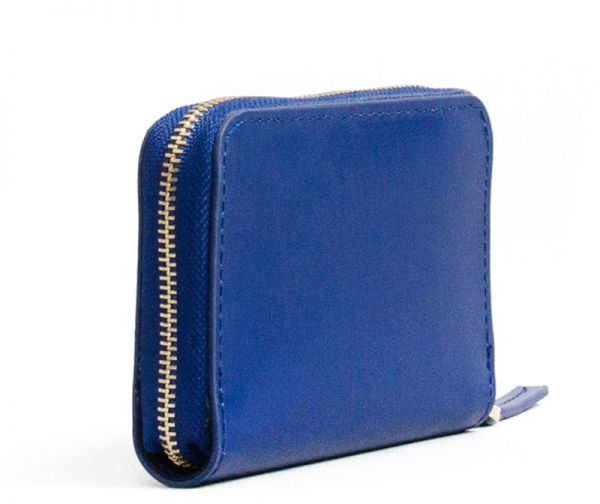 Paperthinks Coin Wallet Navy Blue By Office Supplies