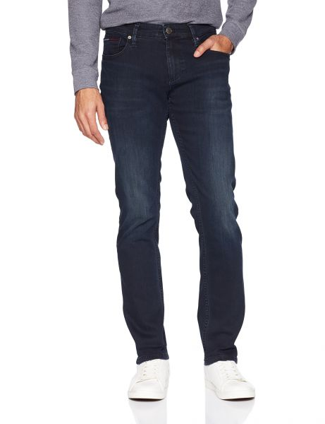4252102cd8d Tommy Jeans by Tommy Hilfiger Men s Original Scanton Slim Fit Jeans ...