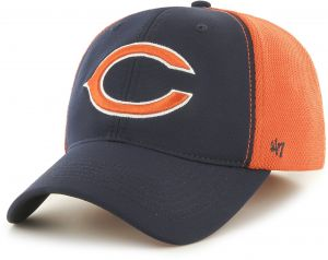 NFL Chicago Bears  47 Draft Day Closer Stretch Fit Hat 0c87a3f77