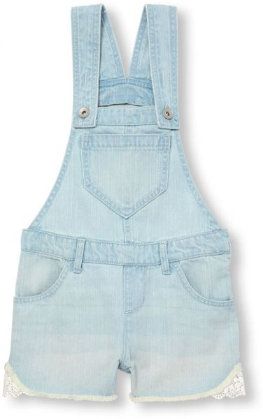 bdc7cd4dbbe5 The Children s Place Denim Overall for Girls - Size 5 - 6 Years ...