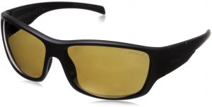 532e1fc2be Smith Optics Elite Frontman Sunglass with Black Frame and Chromapop Polar  Bronze Mirror Lenses