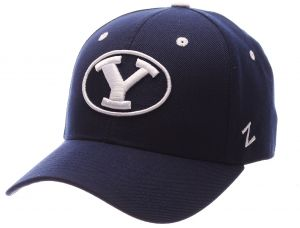 ZHATS NCAA BYU Cougars Men s DH Fitted Cap 335c9ea1bafc