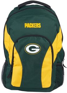 544211e70619 The Northwest Company Officially Licensed NFL Green Bay Packers Draftday  Backpack