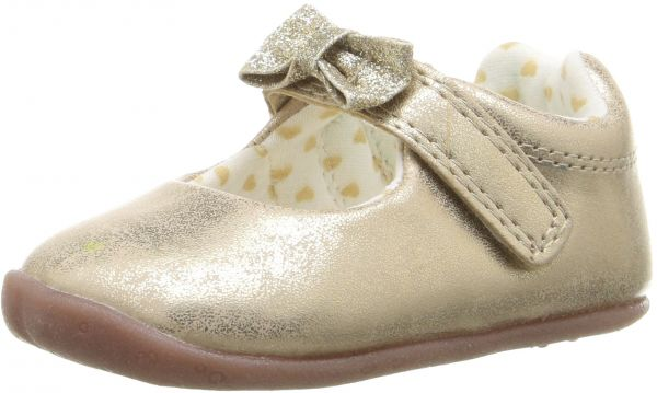Carter/'s Every Step Boys or unisex standing shoe Addison brown stage 1