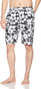 c8394e7010 Kanu Surf Men's Dominica Floral Quick Dry Beach Board Shorts Swim Trunk,  Black, Small