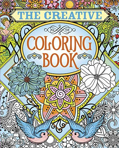 The Creative Coloring Book Chartwell Books