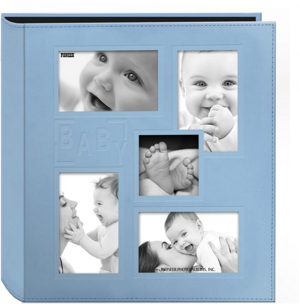 souq pioneer collage frame embossed baby sewn leatherette cover