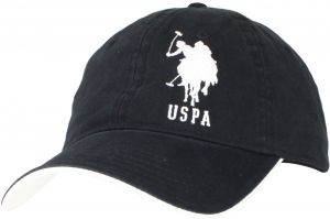 U.S. Polo Assn. Men s Solid Horse Adjustable Hat c7cc198d2f1f