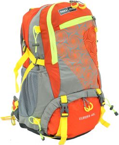 Parajohn Pjhbp6618A20 Sport   Outdoor Backpacks For Unisex- Polyester,  Orange 9d4dc9d004