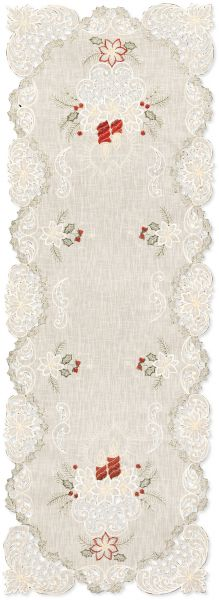 Heritage Lace Table Runner, ...