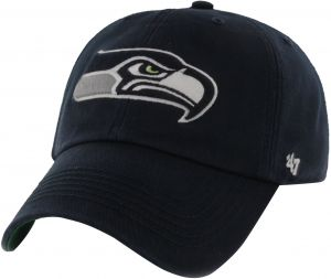 f96a4ec92c1  47 NFL Seattle Seahawks Brand Franchise Fitted Hat
