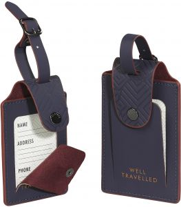 203d60913f4419 Ted Baker Luggage Tags