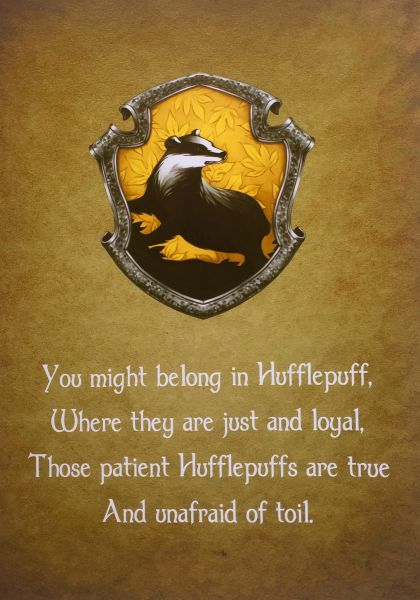 Image result for hufflepuff quotes