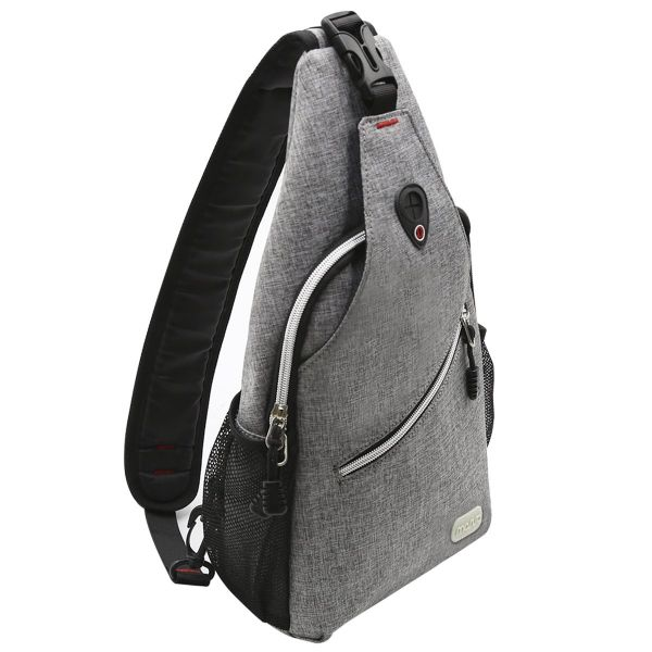 507cd62256f7 MOSISO Sling Backpack