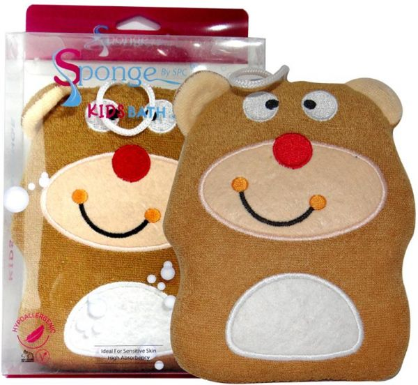 Souq | Sponge by SPC Kids Bath Sponges - SP651a | UAE