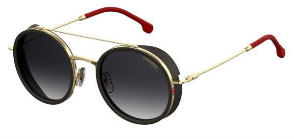 07621c7a0595 Carrera Sunglasses for Unisex Round gold/red 167/s Y11/9O Size 50 | KSA |  Souq