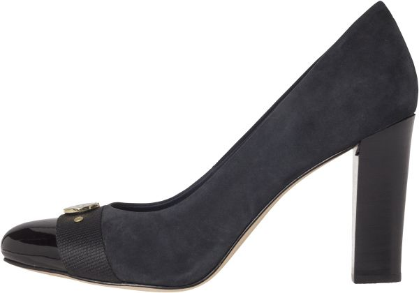 8f3cfff3676f Tommy Hilfiger 1285 Avery 29C Pump Shoes for Women - Midnight ...