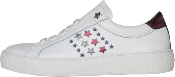 90fc8a2e504 Tommy Hilfiger 1285 Suzie HG 2A1 Fashion Sneakers for Women - White ...
