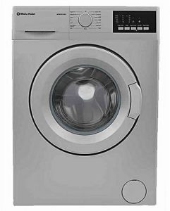 White Point Wpw 7815 Ps Front Loading Washing Machine, 7 Kg - Silver