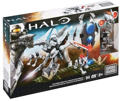 Mega Bloks HALO Promethean Warriors | Souq - Egypt