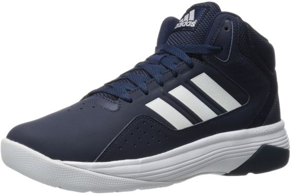 d83468ef4ca adidas Cloudfoam Ilation Mid Basketball Shoes for Men - Navy ...