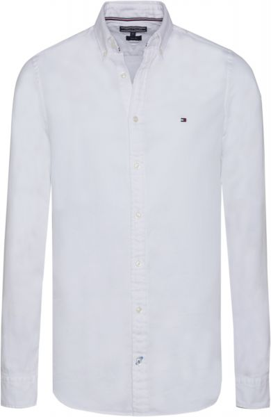 0fd0fbeb6574c1 Tommy Hilfiger Shirt For Men - White Price in Saudi Arabia