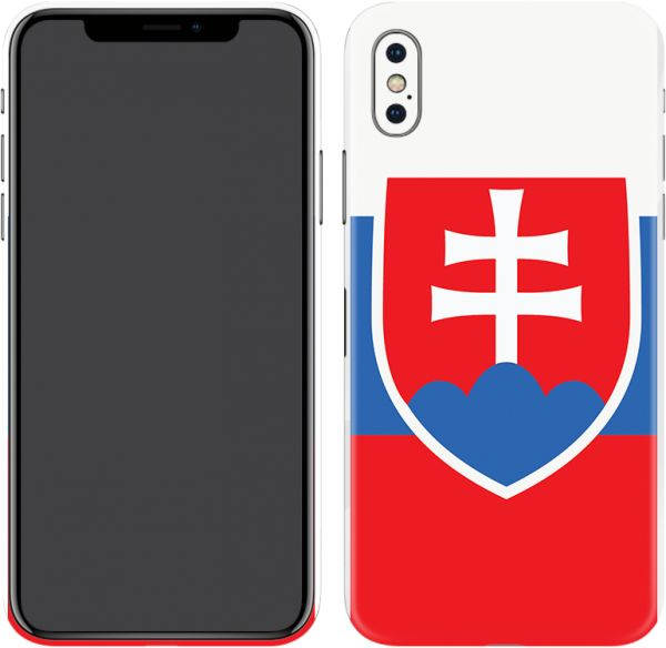 Switch iPhone X Skin Slovakia