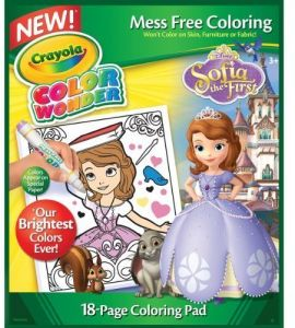 Crayola Sofia The 1st Color Wonder Refill Book (2-Pack) 195a9685b28f9