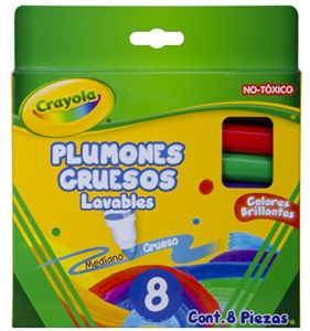 white friday sale on crayola washable markers fine point classic