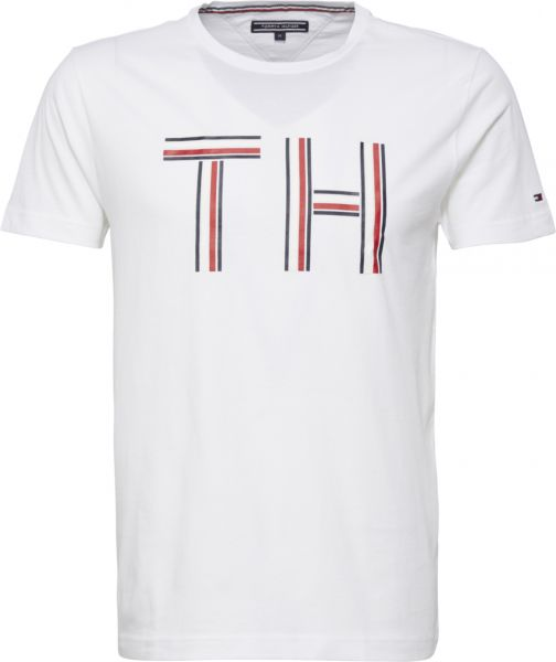 78d5c6190489 Tommy Hilfiger T-Shirt For Men - White Price in Saudi Arabia