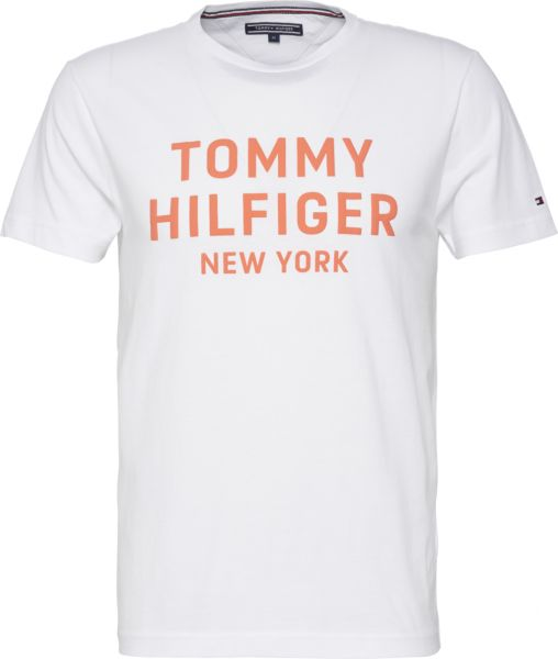 2ead1b50a4c7 Buy Tommy Hilfiger T-Shirt For Men - White in Saudi Arabia