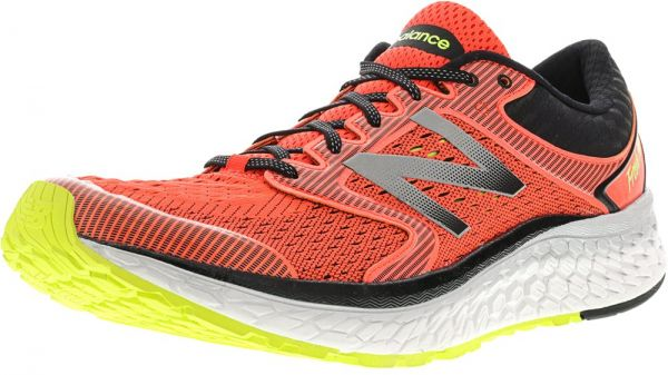 New Balance M1080 Running Shoes for Men Orange Price in