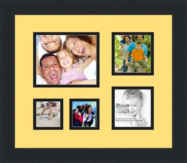Arttoframes Alphabet Photography Picture Frame With 1 45x55 And