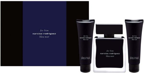Narciso Rodriguez Gift Set for Him Bleu Noir by Narciso Rodriguez Gift Set for Men - Eau de Toilette 100 ml - 75 ml - 75 ml 3 Count | Souq - UAE  sc 1 st  Souq.com : men gift sets - princetonregatta.org