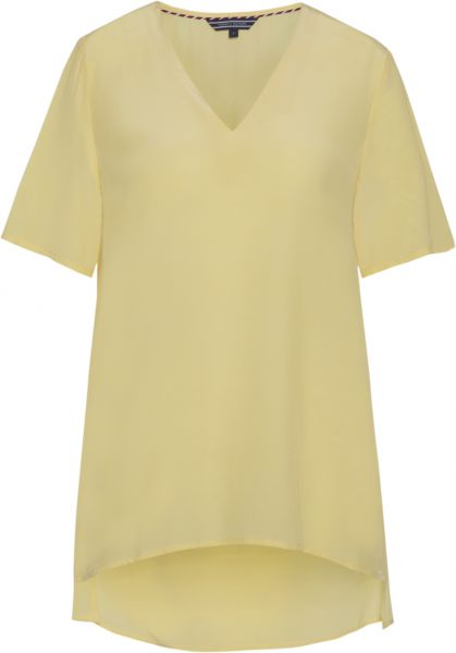 low cost outlet store sale los angeles Tommy Hilfiger Hoggan Top for Women - Yellow | KSA | Souq