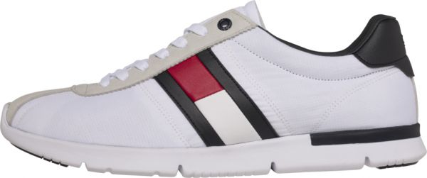67f9e32f4dc Tommy Hilfiger Retro Lightweight Fashion Sneakers for Men - White ...
