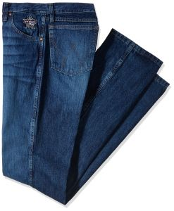 2fed78e210 Wrangler Men s Tall Size Pbt Vintage Boot Cut Jean