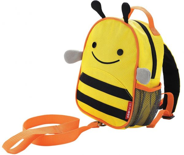 f9ac21900b Skip Hop Zoo Little Kid and Toddler Safety Harness Backpack