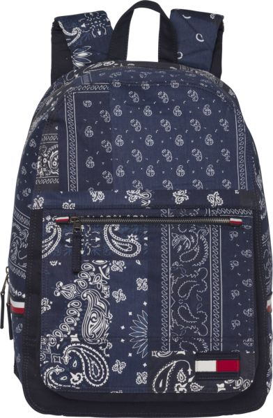 c021303405f Tommy Hilfiger Denim Fashion Backpack - Bandana Price in Saudi ...