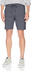 2daa0a06e9 Brixton Men's Prospect Standard Fit All Terrain Service Short, Steel Blue,  30 | Souq - UAE